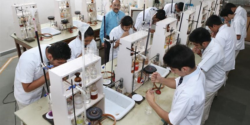 Chemical Supplier Dealer For College Laboratory In Udaipur